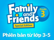Bản PDF - Unit Starter & 1 - Family and Friends Special Edition Grade 3 - (Phiên bản từ lớp 3-5)