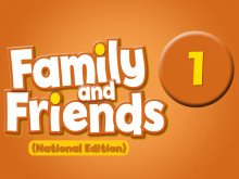 Family and Friends National Edition 1 - Full Pack
