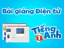 Tiếng Anh 1 Global Success - Bài giảng điện tử (PowerPoint Lessons)
