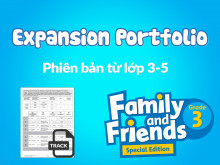 Family and Friends Special Edition Grade 3 (Phiên bản từ lớp 3 đến lớp 5)  - Assessments and Portfolio Resources