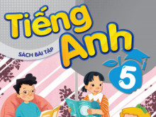 TIẾNG ANH 5 – FLASHCARDS