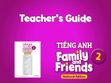 Teacher's Guide - Tiếng Anh 2 Family and Friends National Edition