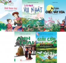 Tăng cường Tiếng Việt cho trẻ em mầm non, học sinh tiểu học