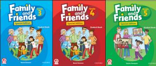 Family and Friends Special Edition - Kế hoạch dạy học (Syllabus) - Phiên bản lớp 3 - lớp 5