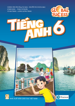 Tiếng Anh 6 Global Success - Bài giảng điện tử (PowerPoint Lessons)