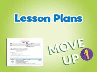 Move up 1 - Lesson Plans