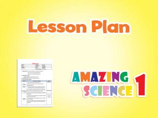 Amazing Science 1 – Lesson Plans