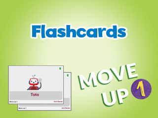 Move up 1 - Flashcards