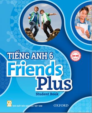 Tài liệu giới thiệu sách Tiếng Anh 6 Friends Plus