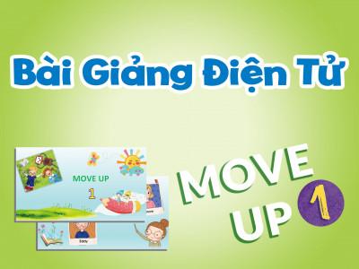 Move up 1 - Bài giảng điện tử - Unit 1