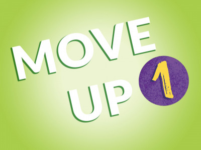 Move up 1