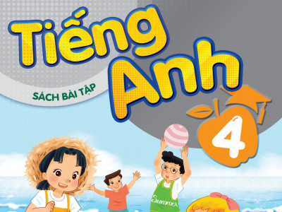 Tiếng Anh 4 - Full Pack