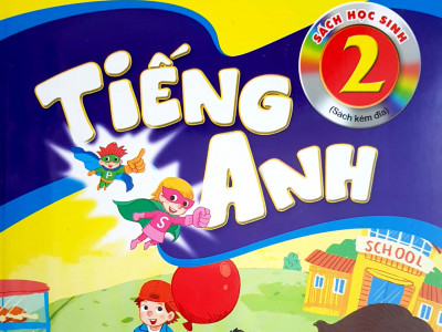 Tiếng Anh 2 - Full Pack