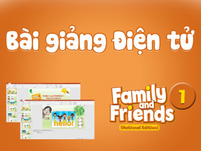Unit 4 - Bài giảng Điện tử - Family and Friends National Edition 1