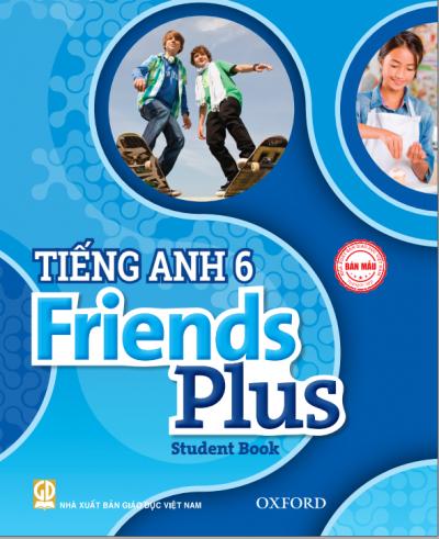 Tiếng Anh 6 Friends Plus - Tài liệu giới thiệu bộ sách