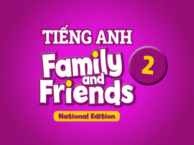 Tiếng Anh 2 Family and Friends National Edition - Full Pack